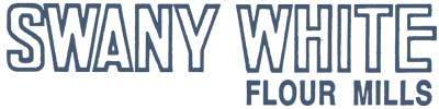 Swany White Flour MN Logo blue transparent